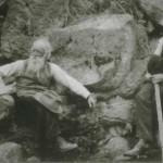 Muir & Burroughs in Yosemite
